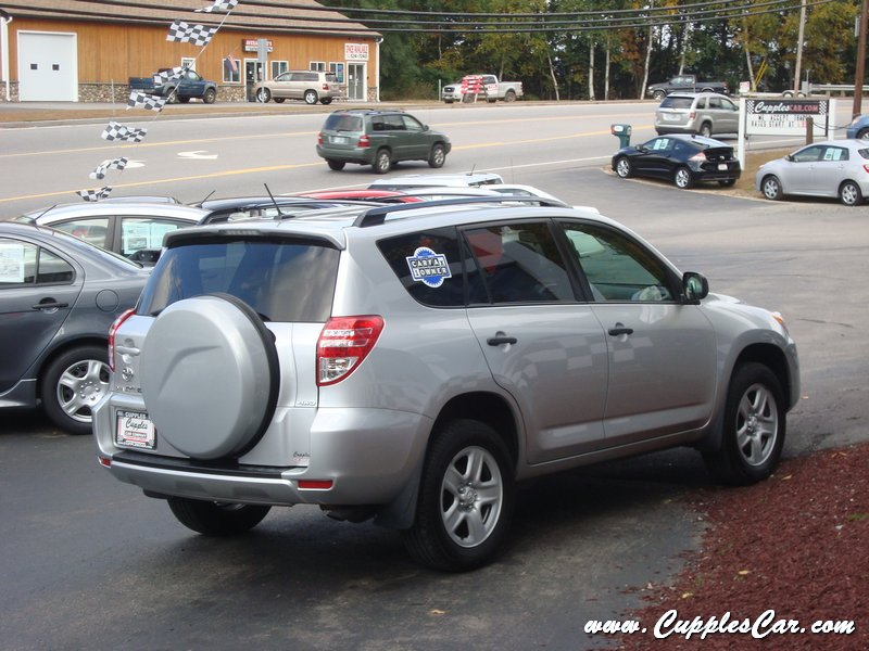 Best Used Family Car >> 2010 Toyota RAV 4 4WD 7-Passenger 4-Cylinder for sale in ...