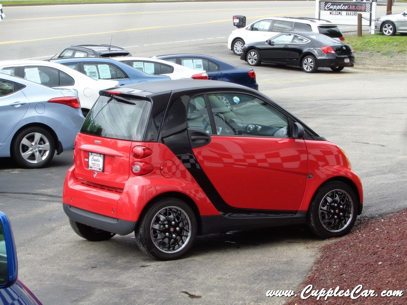2012 Smart Fortwo Pure Rally Red For Sale In Laconia Nh